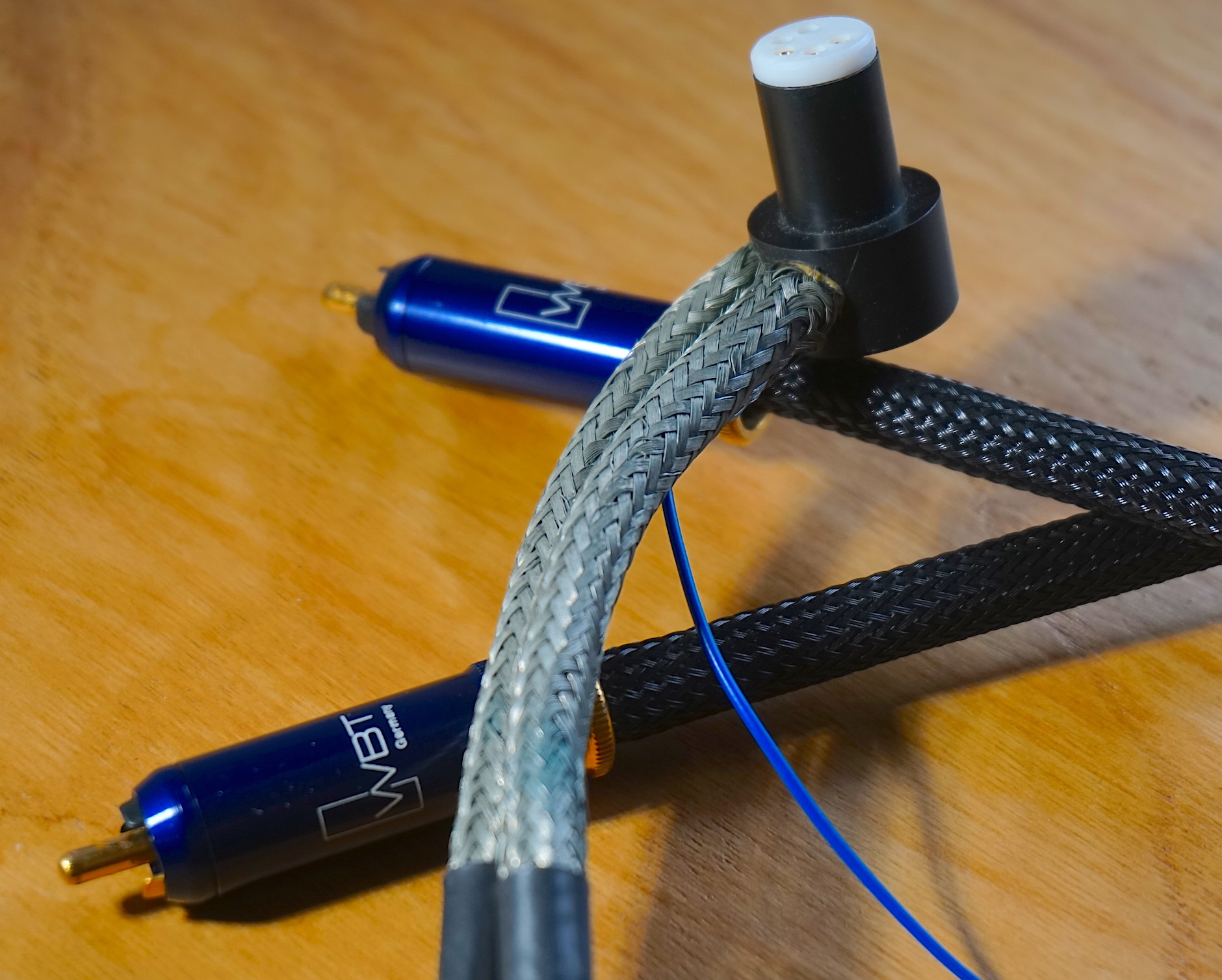 Linear Flow 2 SME Tonearm cable from Origin Live