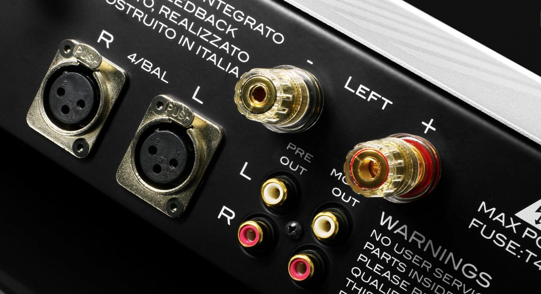 Audio Analogue AAcento PureAA integrated amp