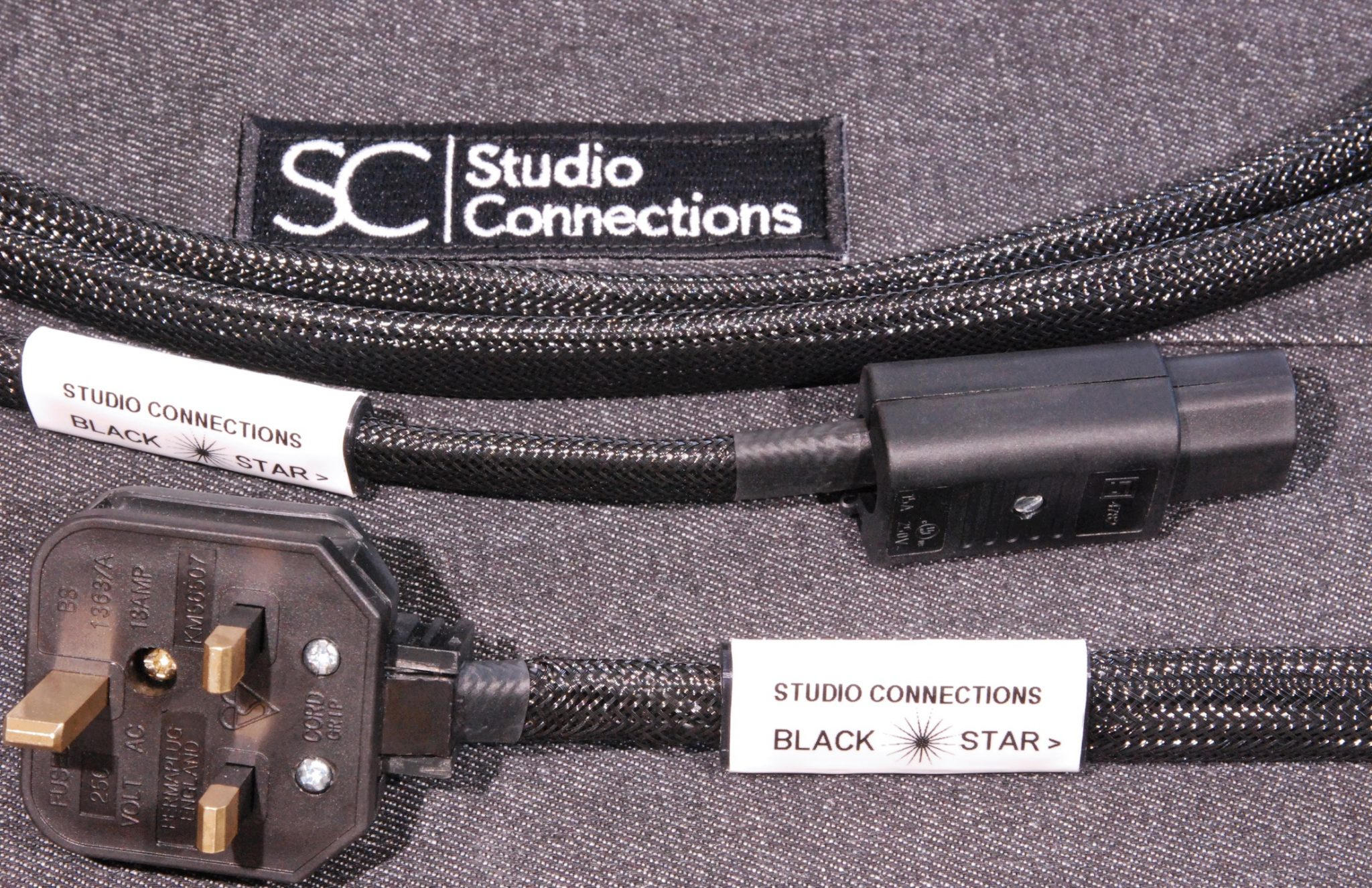 Black Star Cables from Studio Connections