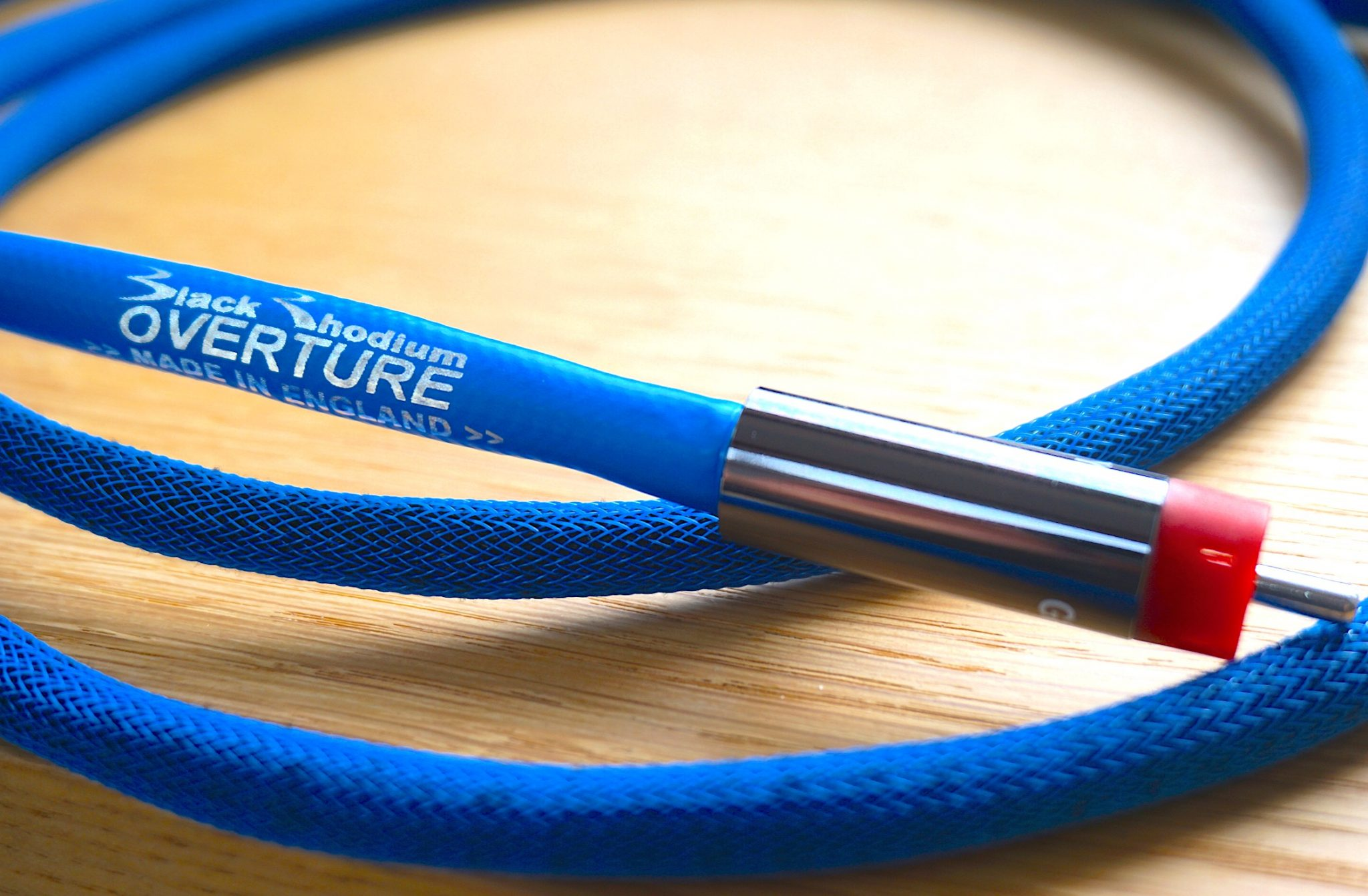 Overture Interconnect Cables from Black Rhodium