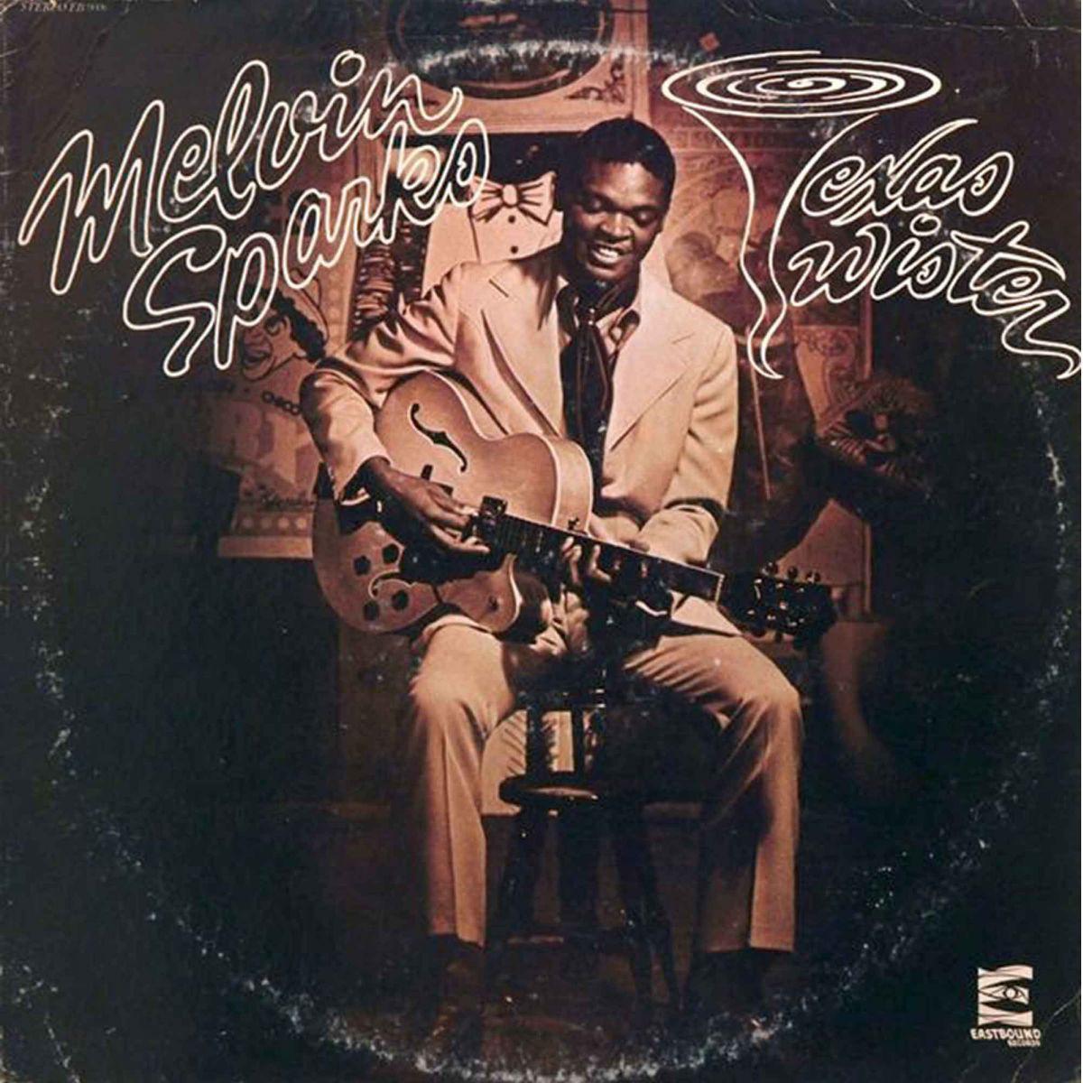 Melvin Sparks: The Jazz Guitar Man
