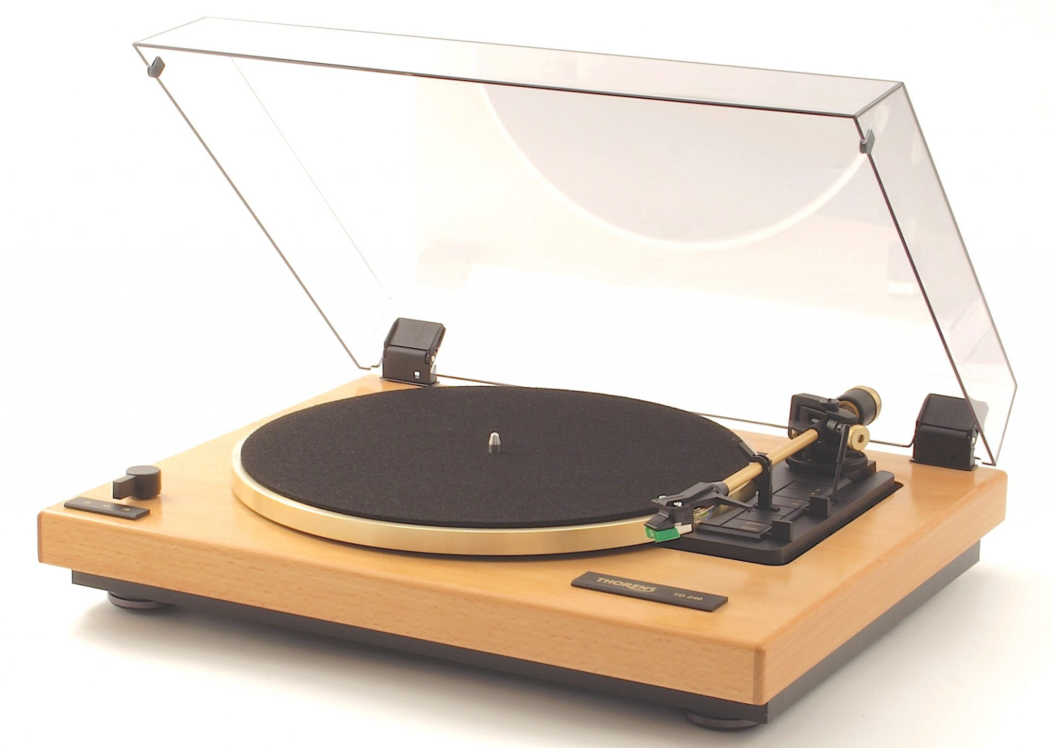 Td 240 2 From Thorens Automatic Play The Audiophile Man