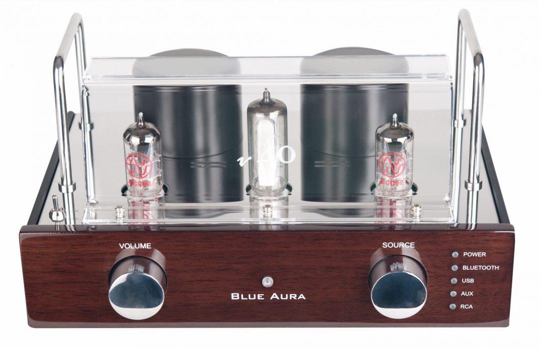 V40 Blackline Amplifier From Blue Aura