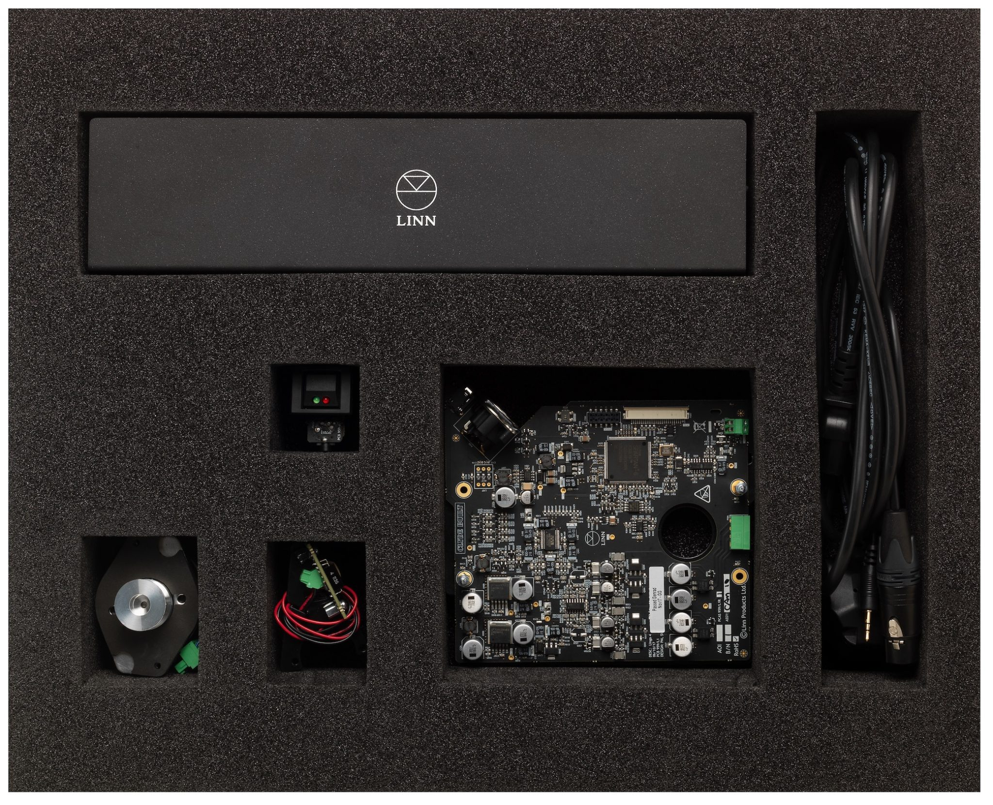 Linn's Sondek LP12 Upgrades: Urika II and Lingo