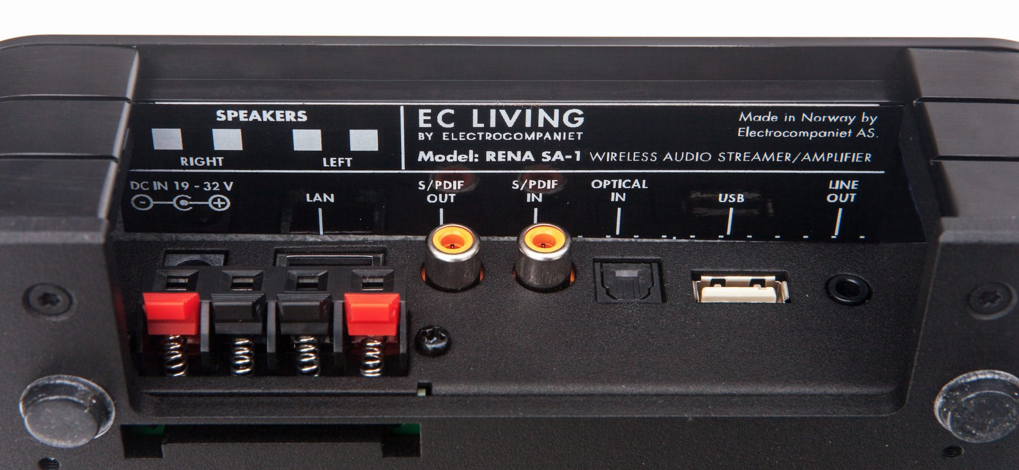 Rena SA-1 Wireless Audio Streamer From Electrocompaniet