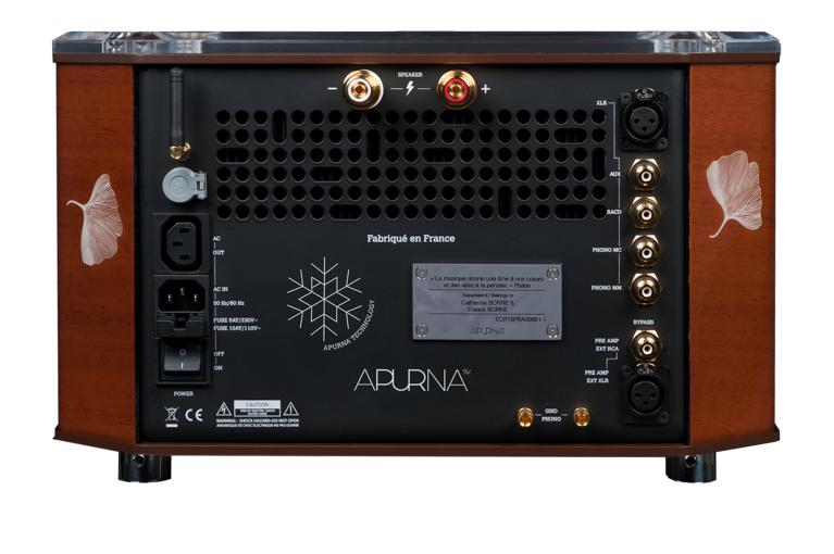 Apurna Power & Pre-Amplifiers: Soprano, Evidence & Apogee