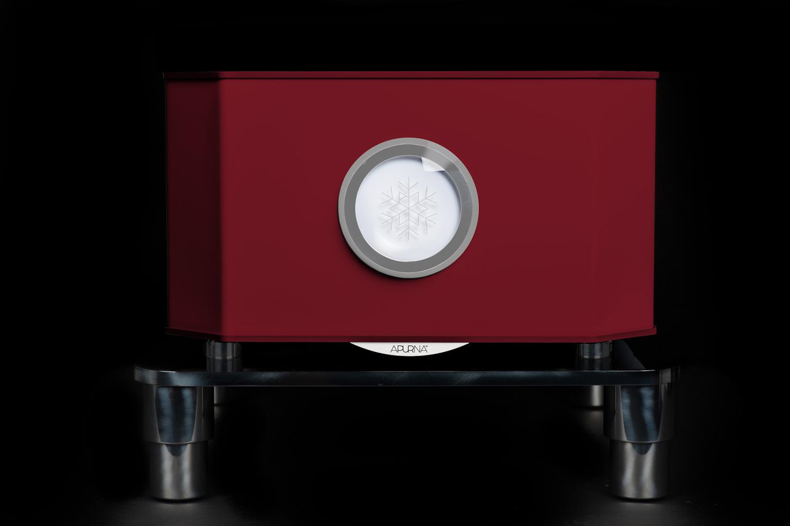 Apurna Power & Pre-Amplifiers: Soprano, Evidence & Apogee
