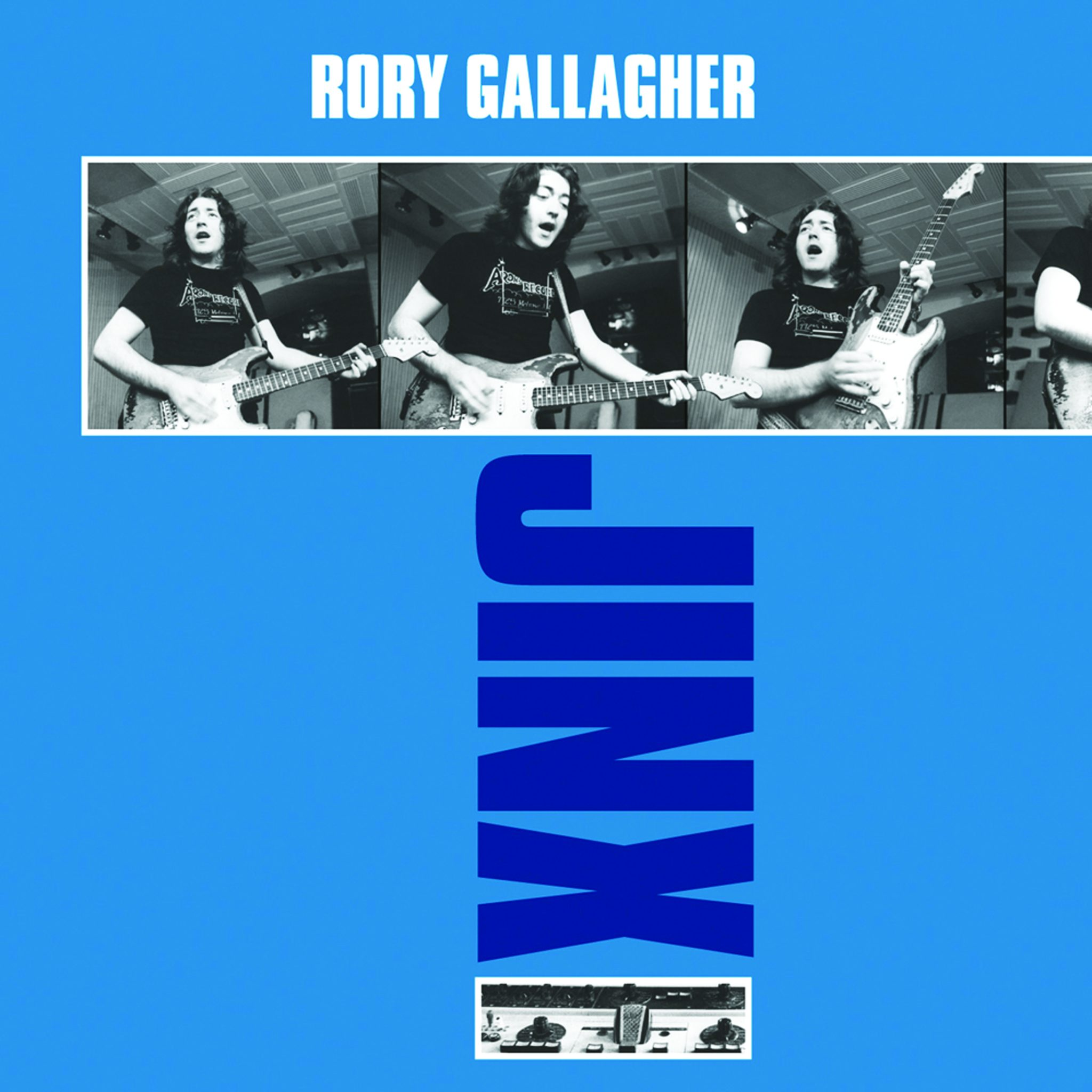 Rory Gallagher solo catalogue reissued tomorrow!