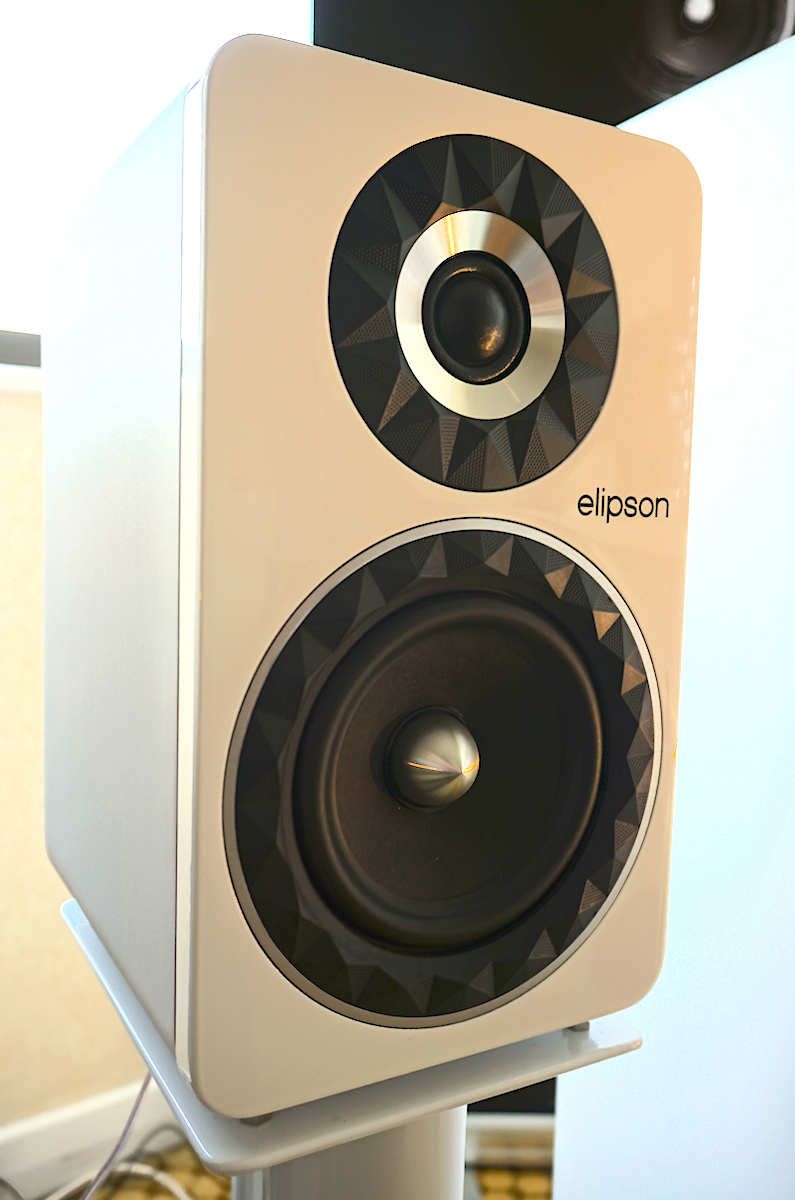 Sound & Vision 2018: Elipson Speakers & Music Centre