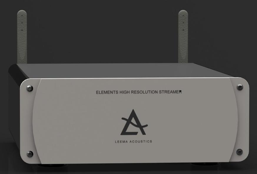 Elements Streamer & Stream IV from Leema