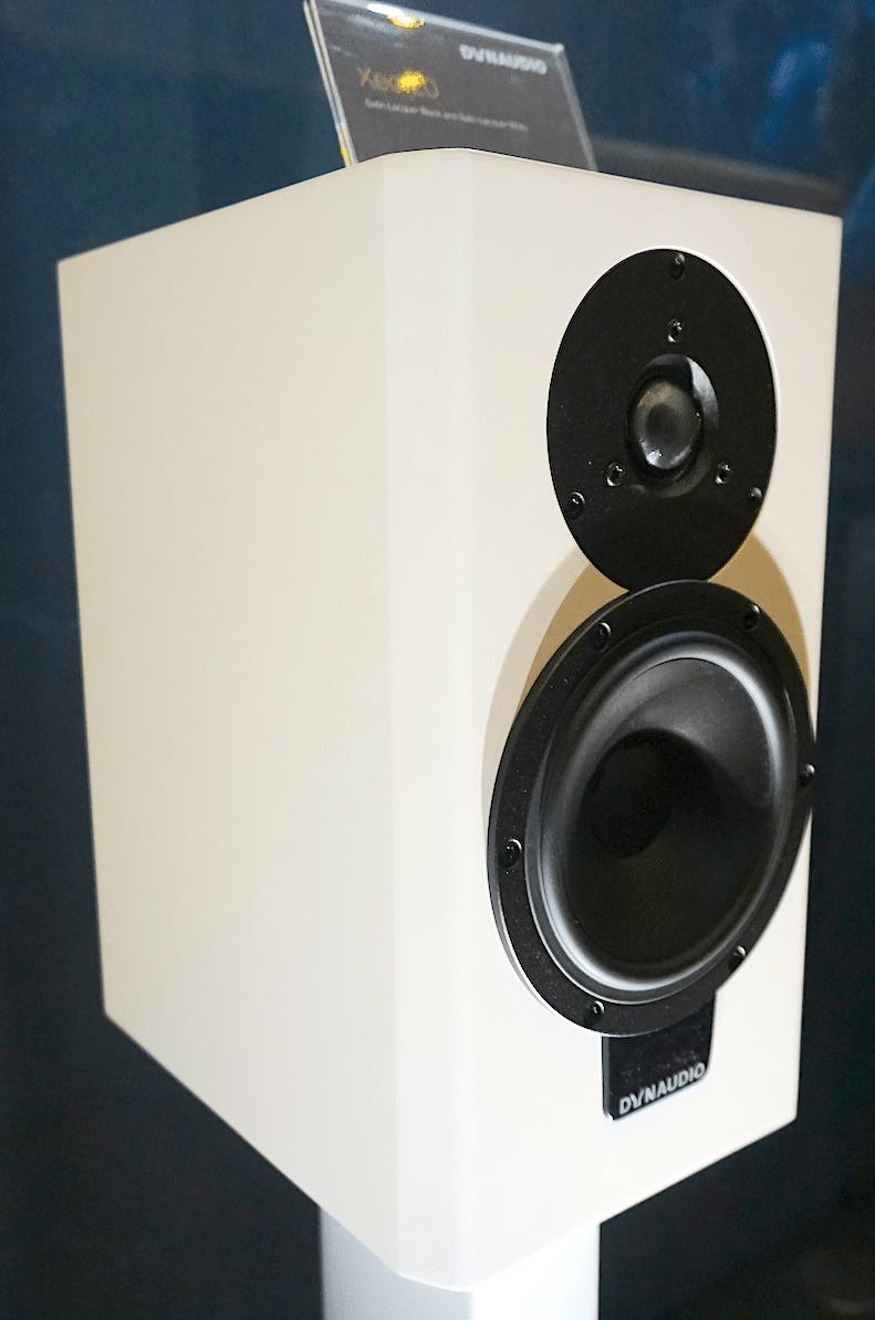 SOUND & VISION 2018: DYNAUDIO