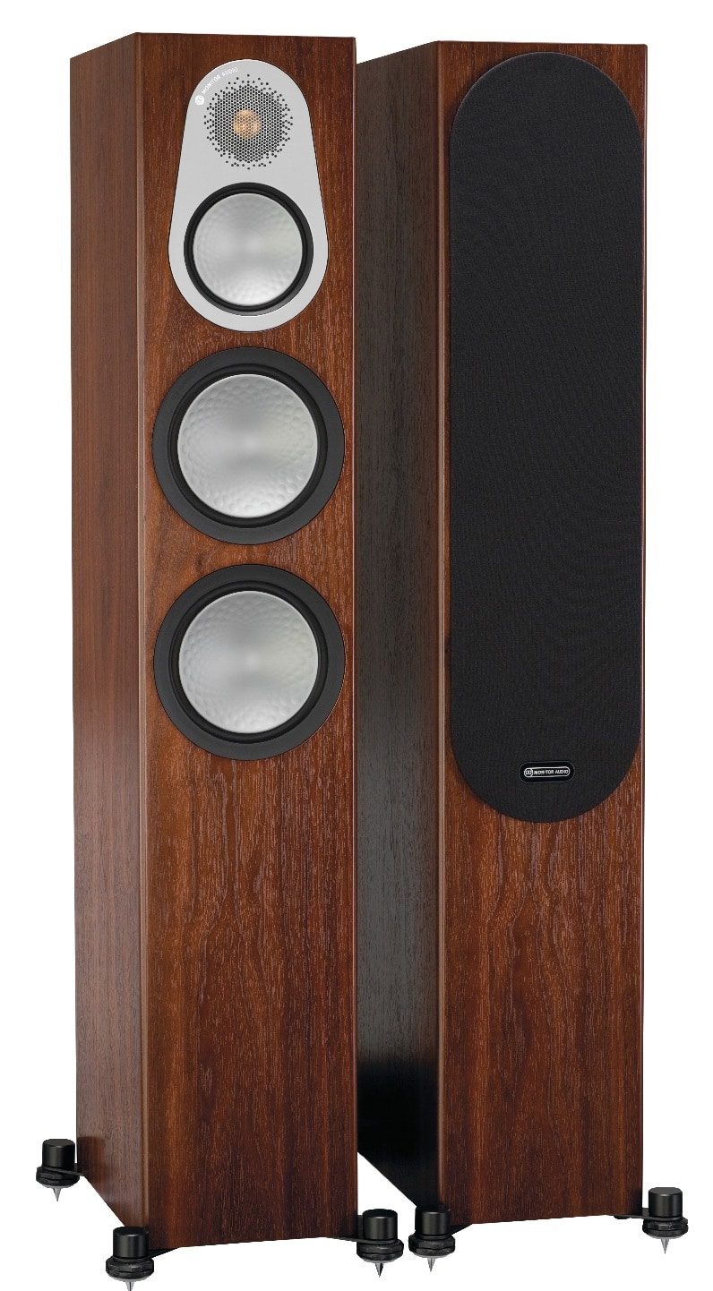 Image result for monitor Silver 300 Walnut