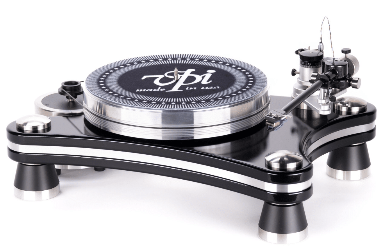 PRIME SIGNATURE TURNTABLE FROM VPI