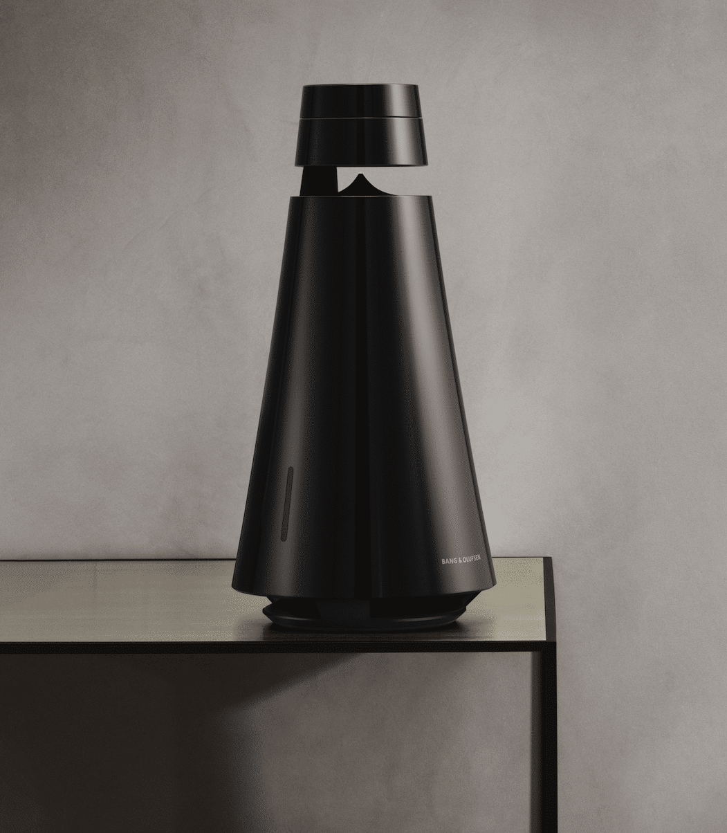 beosound 1 piano black from bang olufsen the. Black Bedroom Furniture Sets. Home Design Ideas