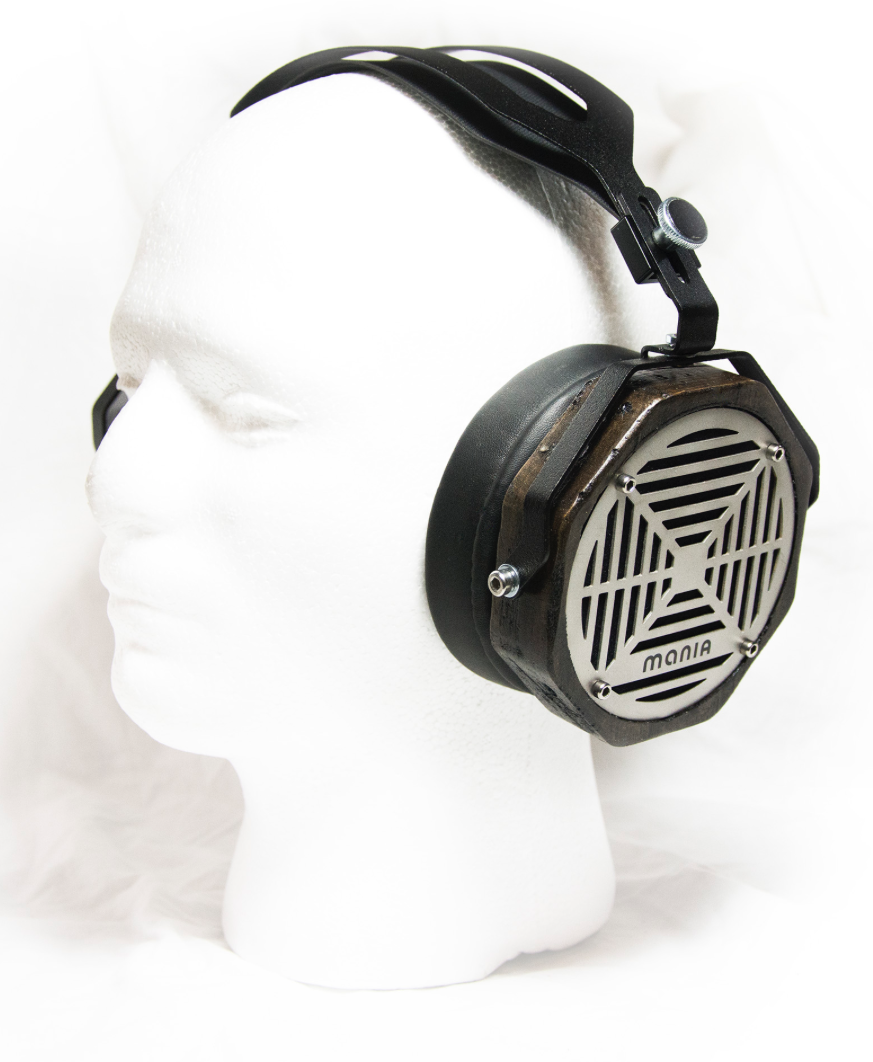 Mania headphones from Erzetich