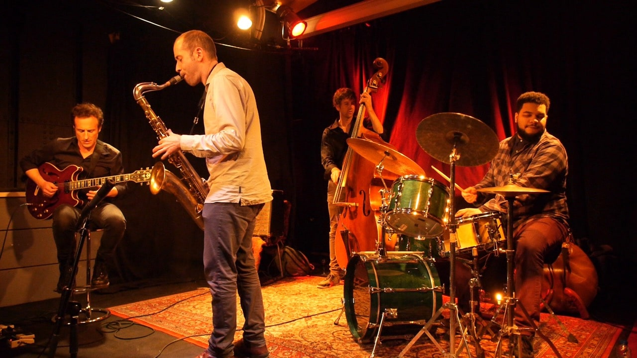 Jerome Sabbagh & Greg Tuohey - No Filter Yes Jazz