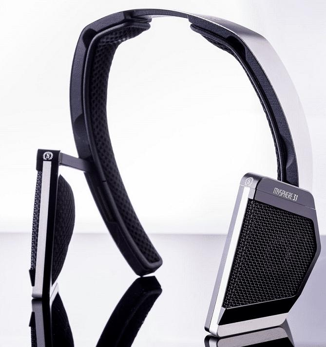 Mysphere 3 headphones: Hover Ear