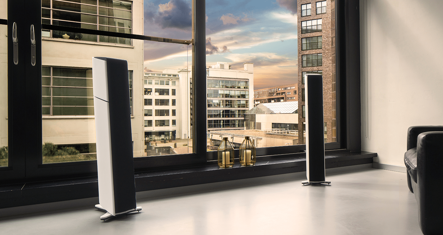 Stilla loudspeaker From Aequo Audio