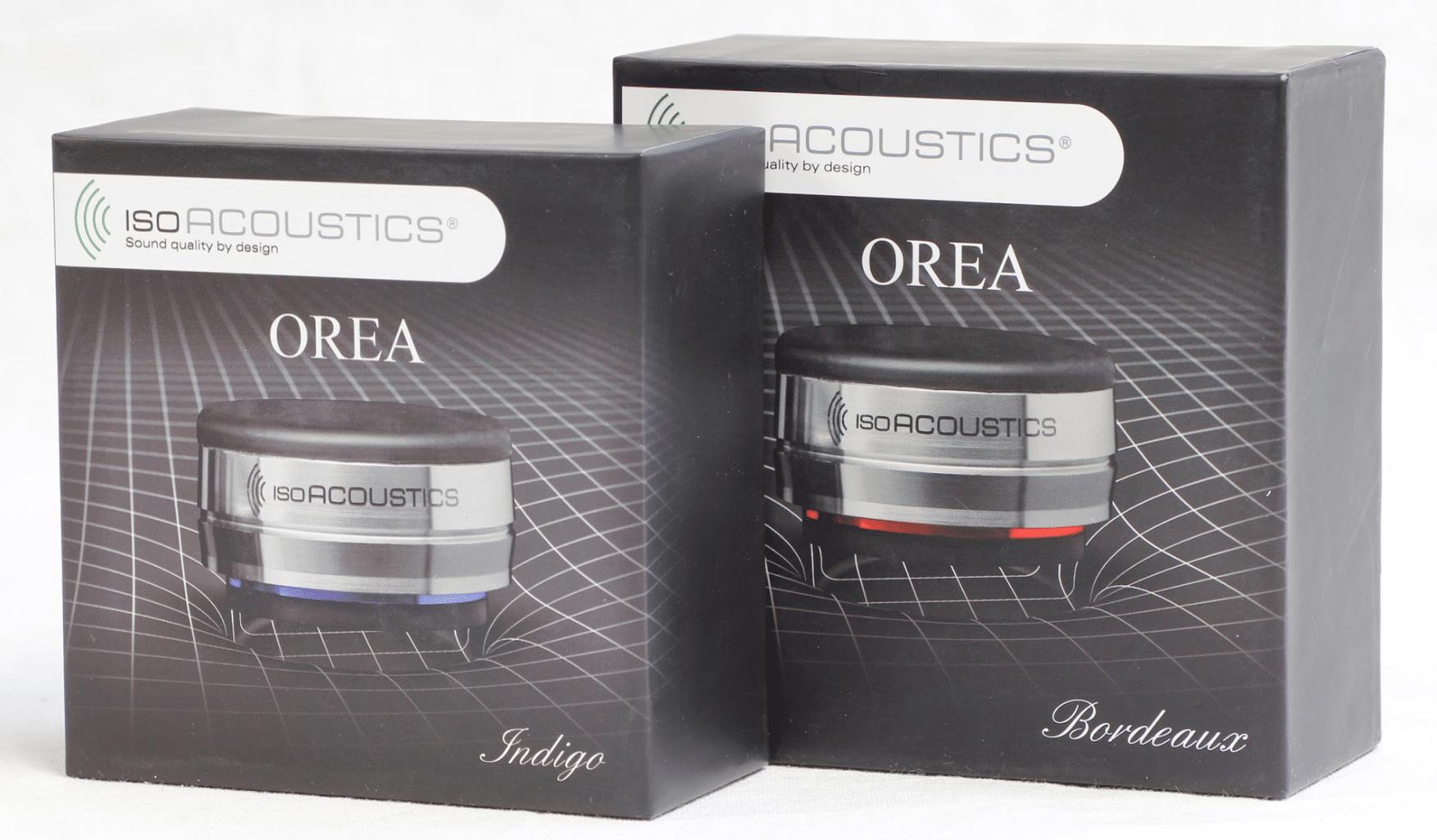 IsoAcoustics OREA – Isolation Pucks