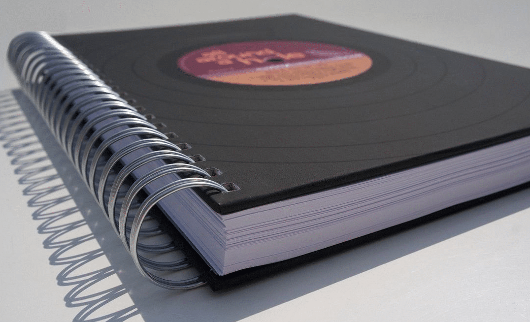 ALL AROUND A HOLE: THE VINYL COLLECTOR'S NOTEBOOK