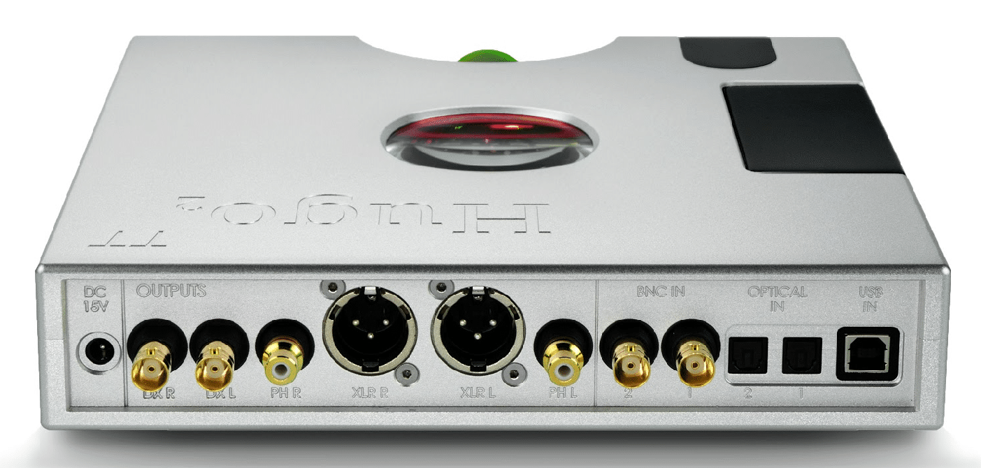 Hugo TT 2 DAC/head amp From Chord Electronics