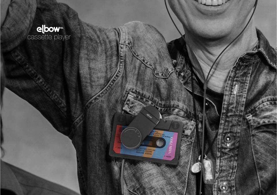 Elbow Portable Cassette Tape Player Project - Latest News!
