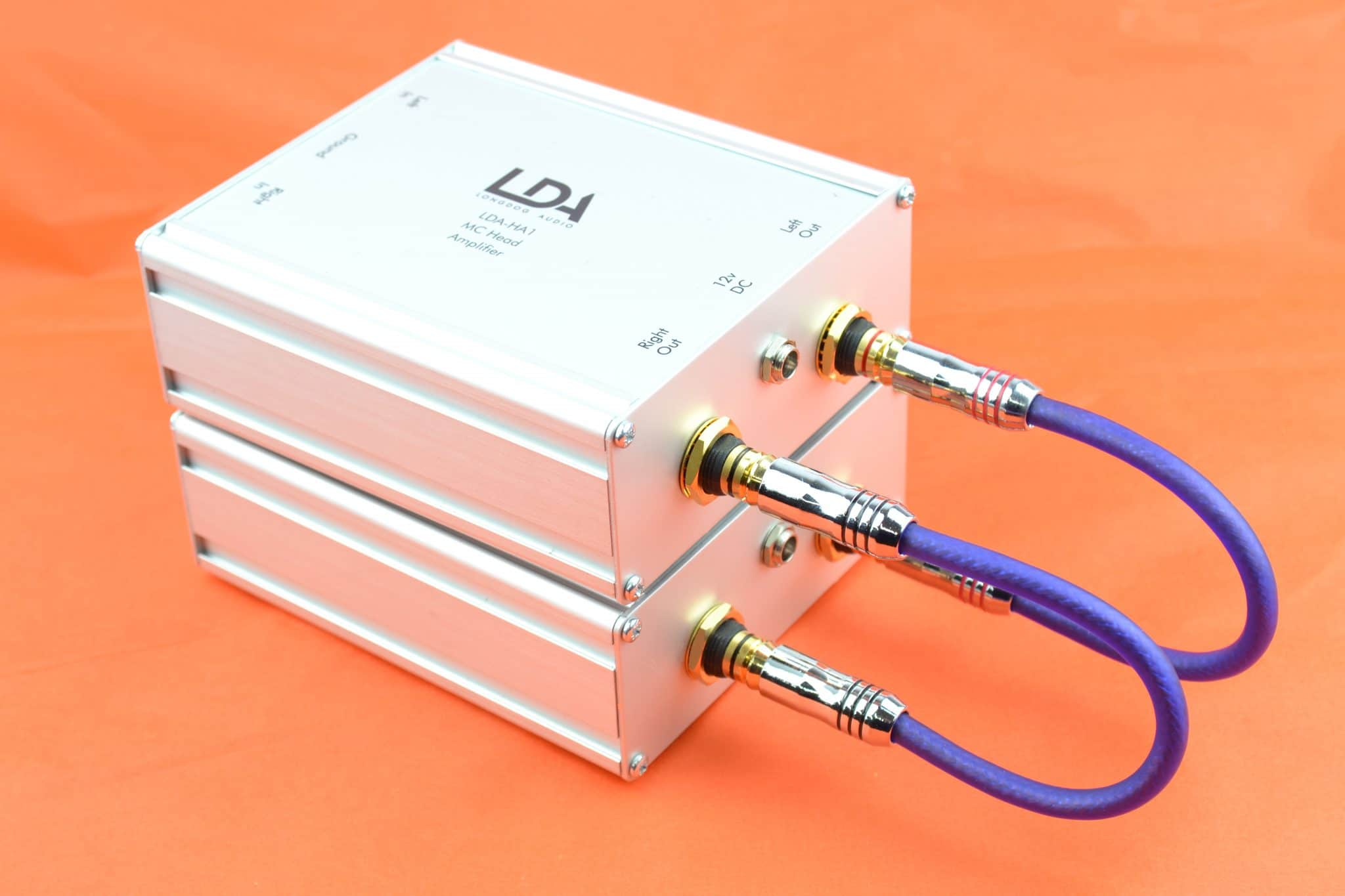 PH-1 & HA-1 Phono Amplifiers From Longdog