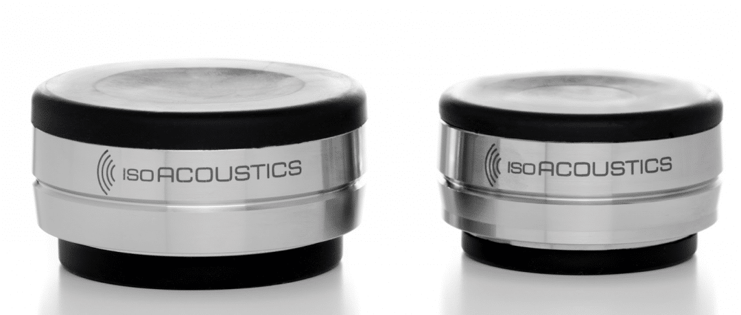 OREA INDIGO ISOLATION FEET - ISOACOUSTICS