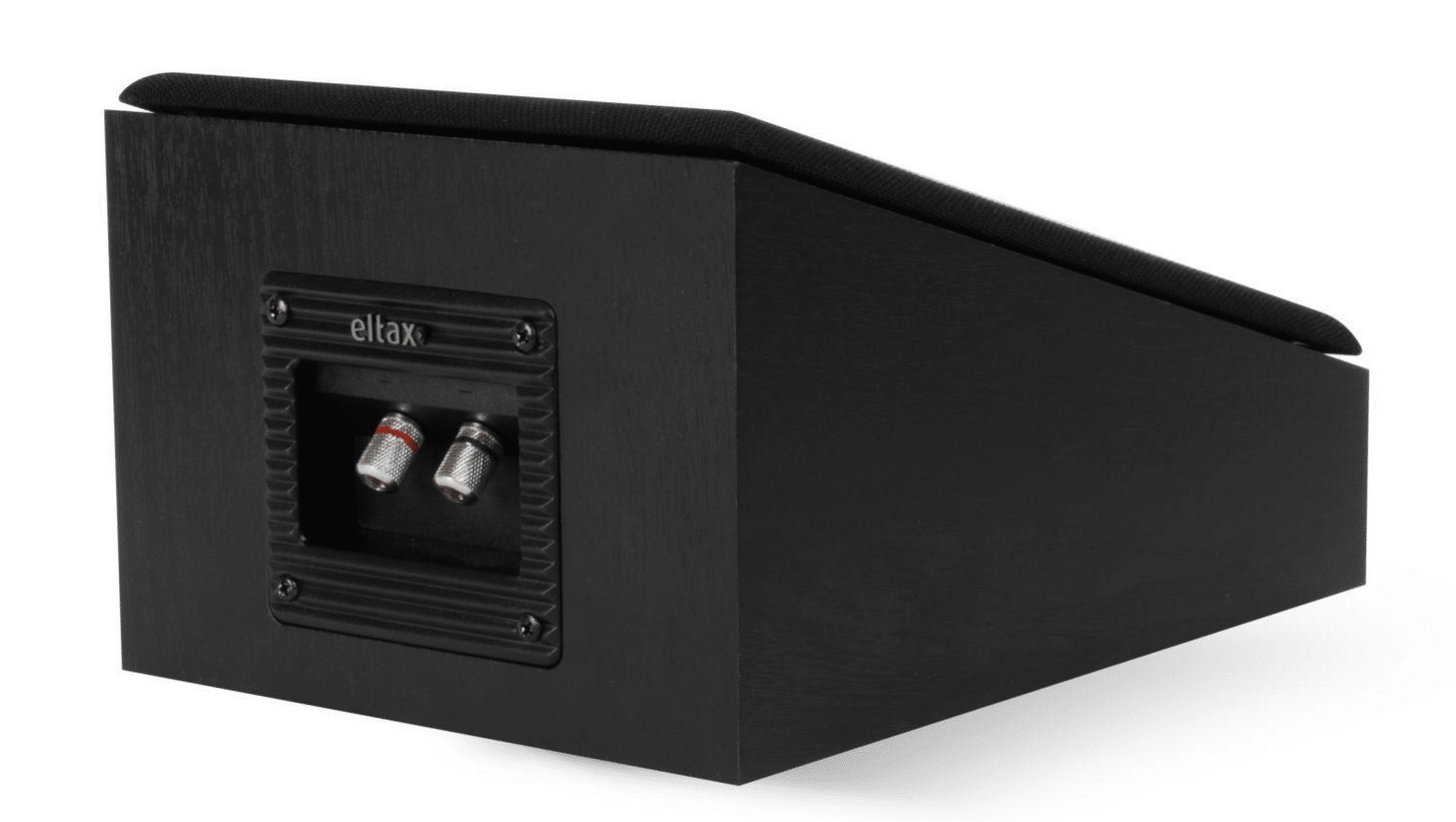 Eltax's New Monitor Atmos speakers