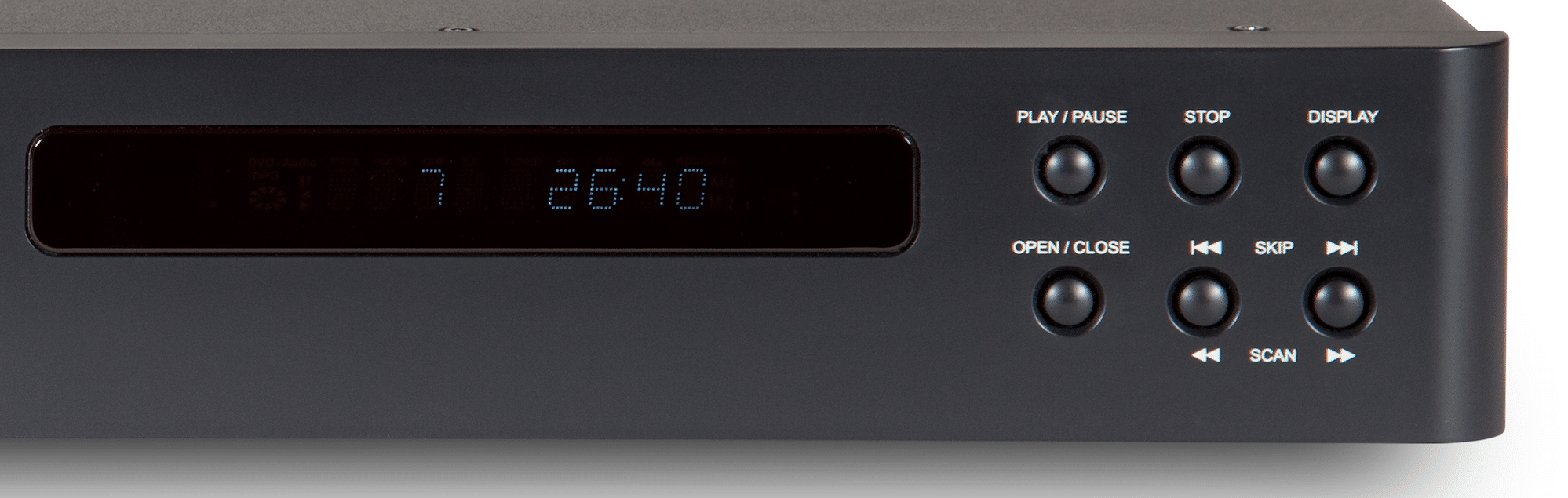 C 538 CD Player From NAD