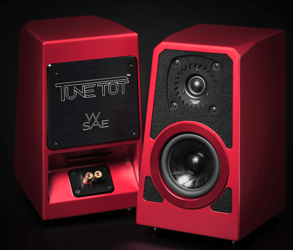 TuneTot Small Speakers From Wilson Audio