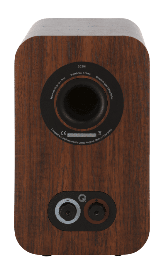3020i From Q Acoustics : The Ayes Have It