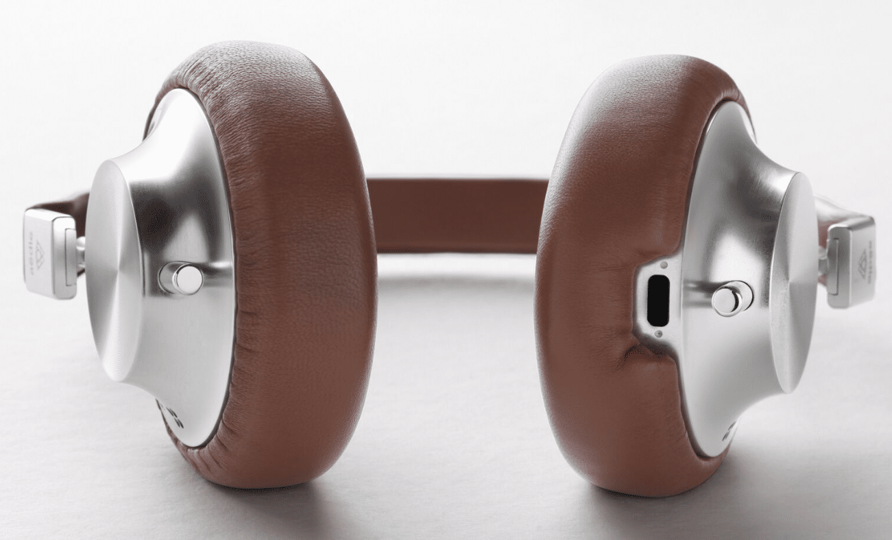 VK-X headphones from Aëdle via Indiegogo