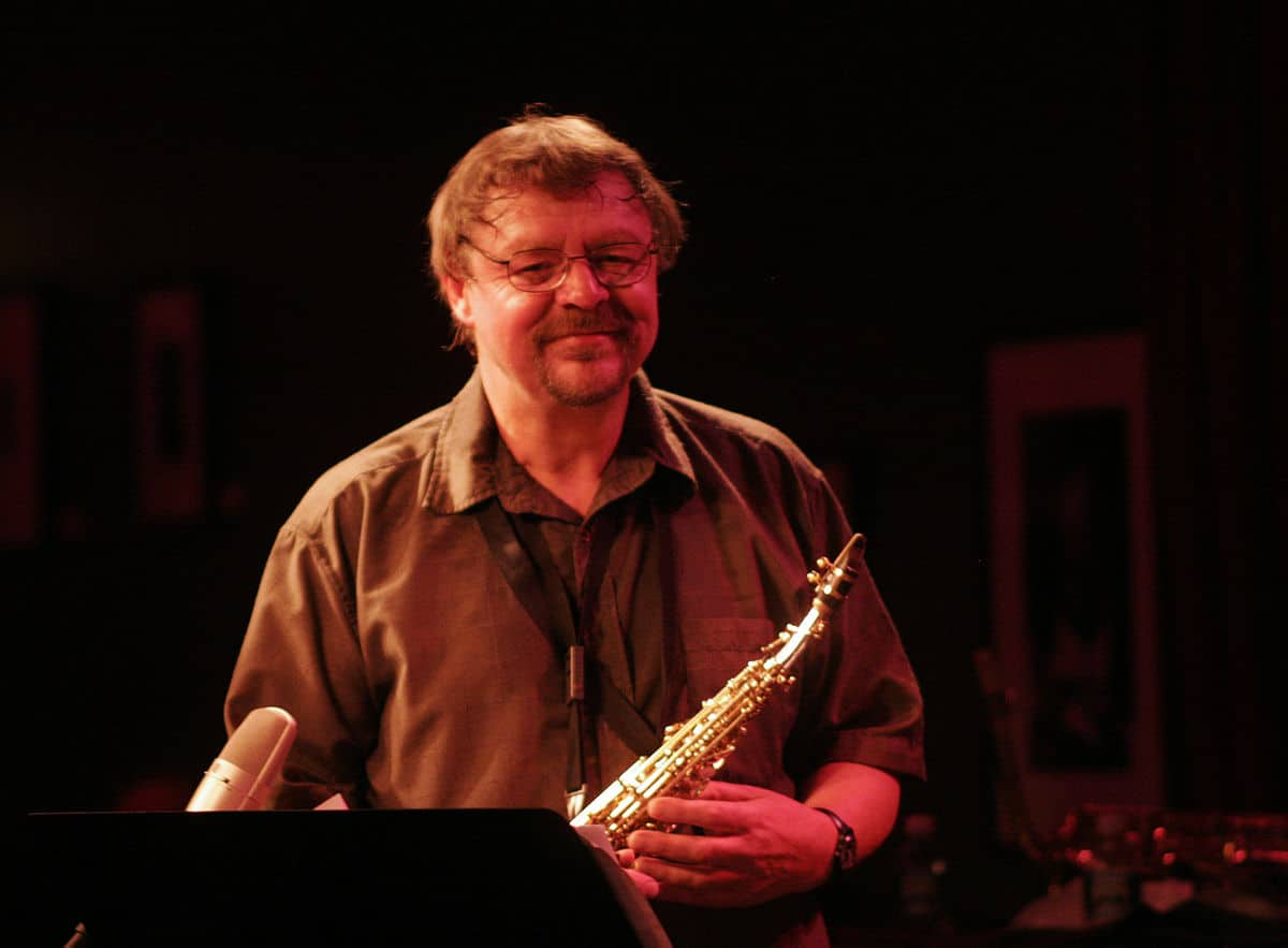 John Surman: Playing With Space