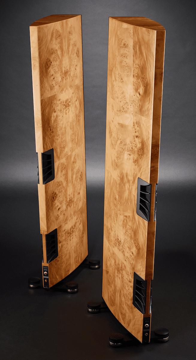 Raidho X-5 & XT-5 Flagship Speakers in UK