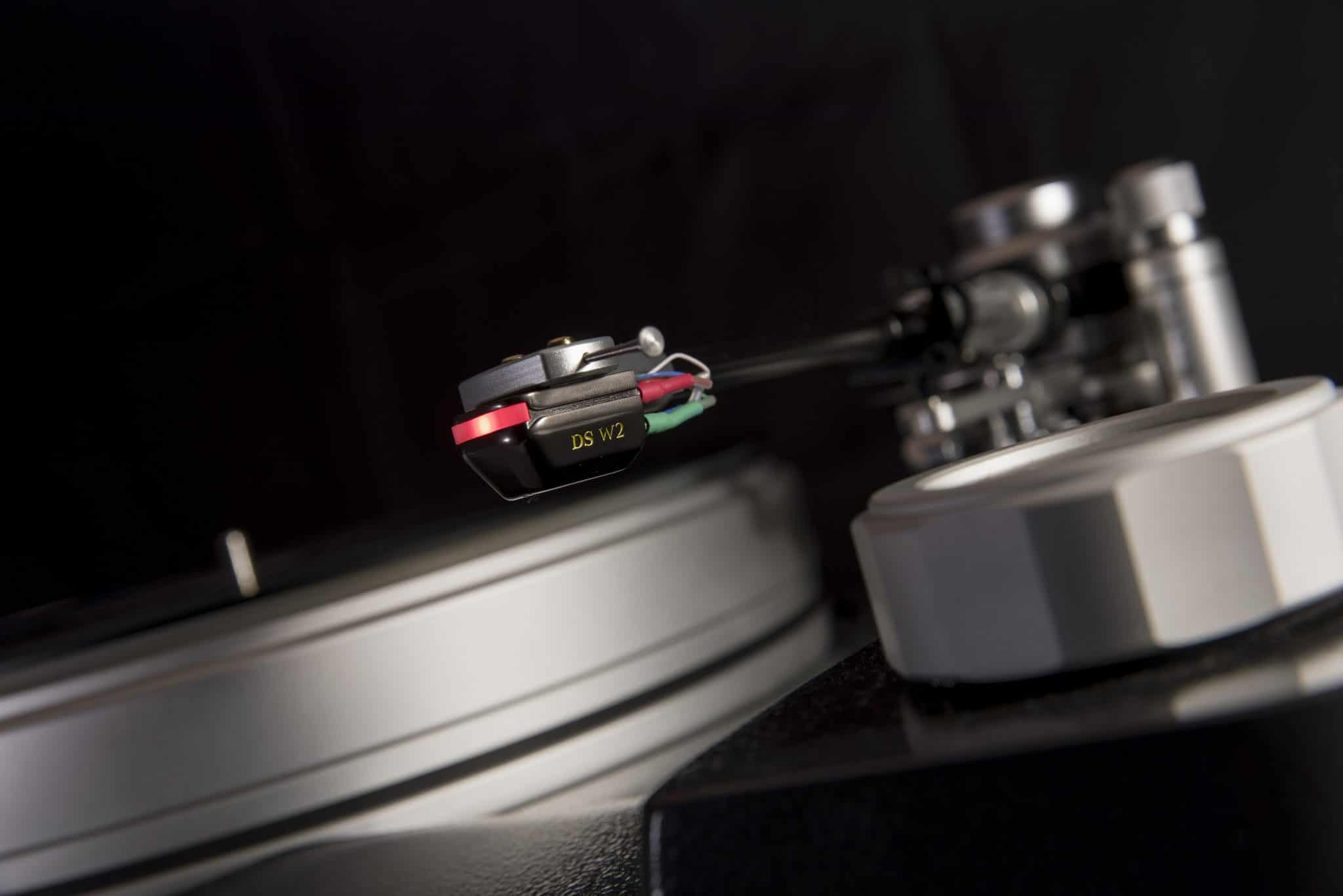 DS-W2 Cartridge From DS Audio