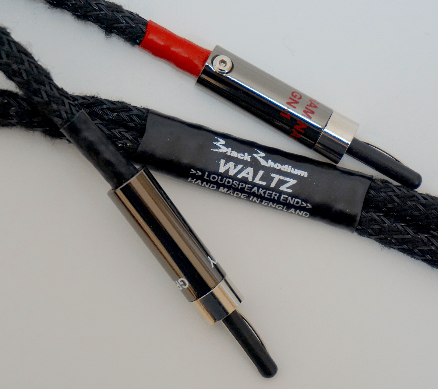 Oratorio & Waltz Cables From Black Rhodium
