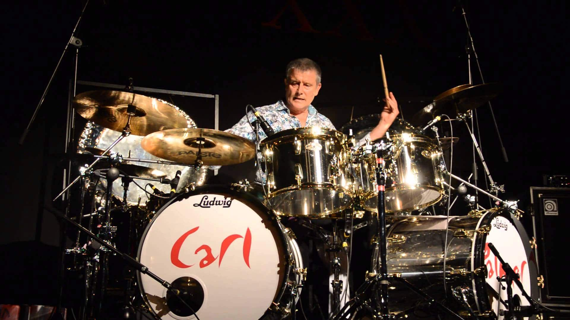 Carl Palmer: A Rule By Force