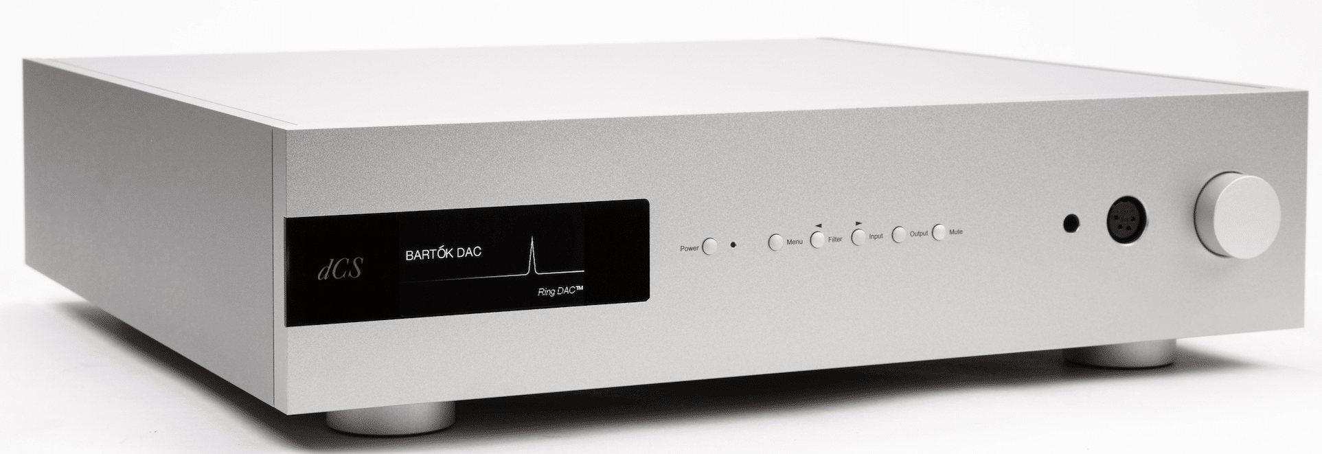 BARTOK UPSAMPLING NETWORK DAC from dCS
