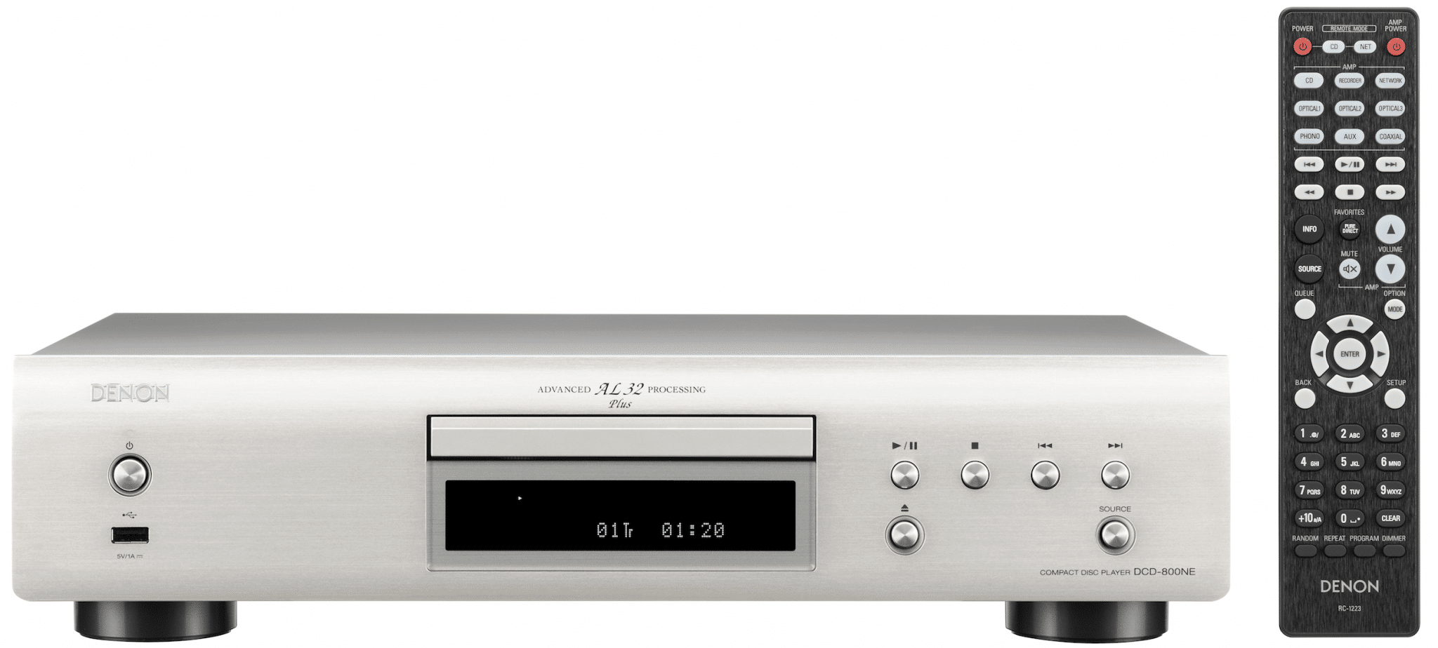 800NE Amp, CD & Network From Denon