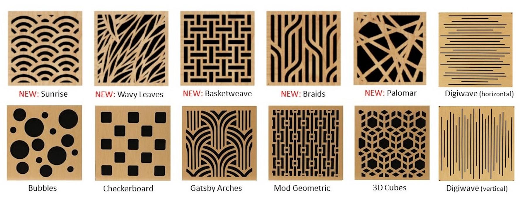 Impression Series Designs By GIK Acoustics