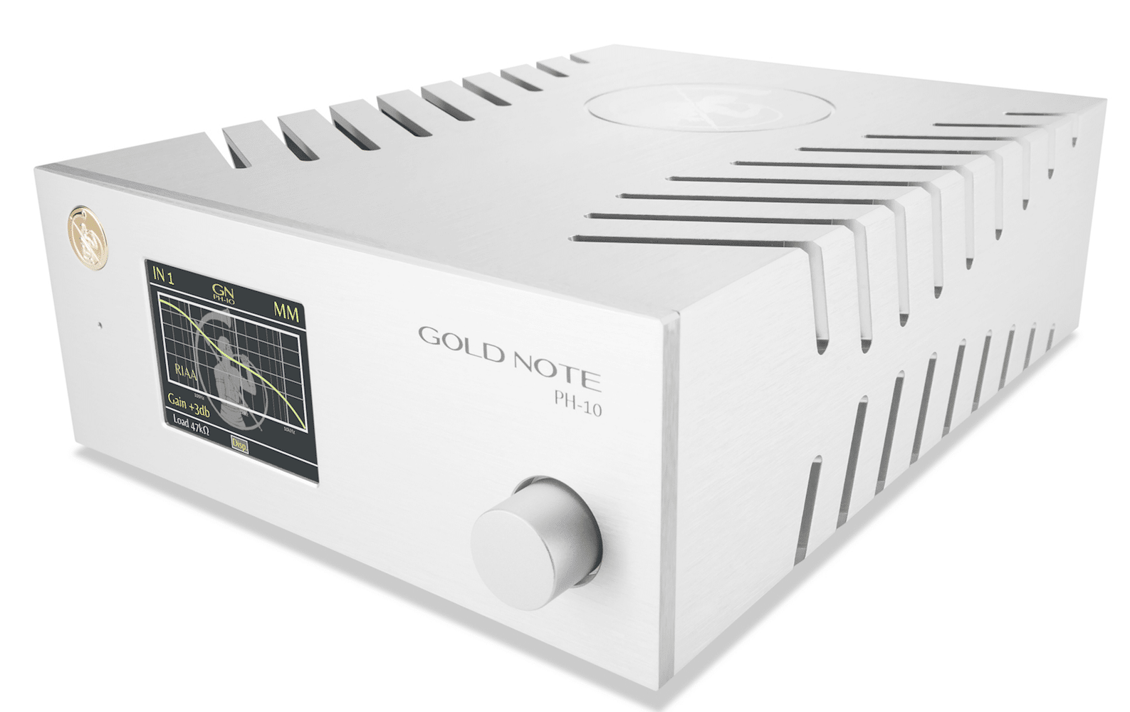 PH-10 Phono Amplifier from Gold Note