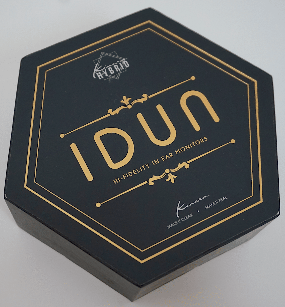 Idun earphones From Kinera : deceiving honesty