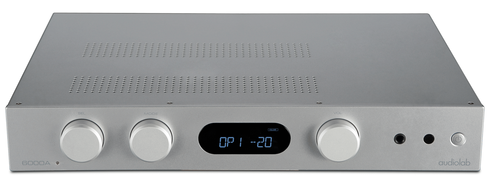 6000A integrated amplifier From Audiolab