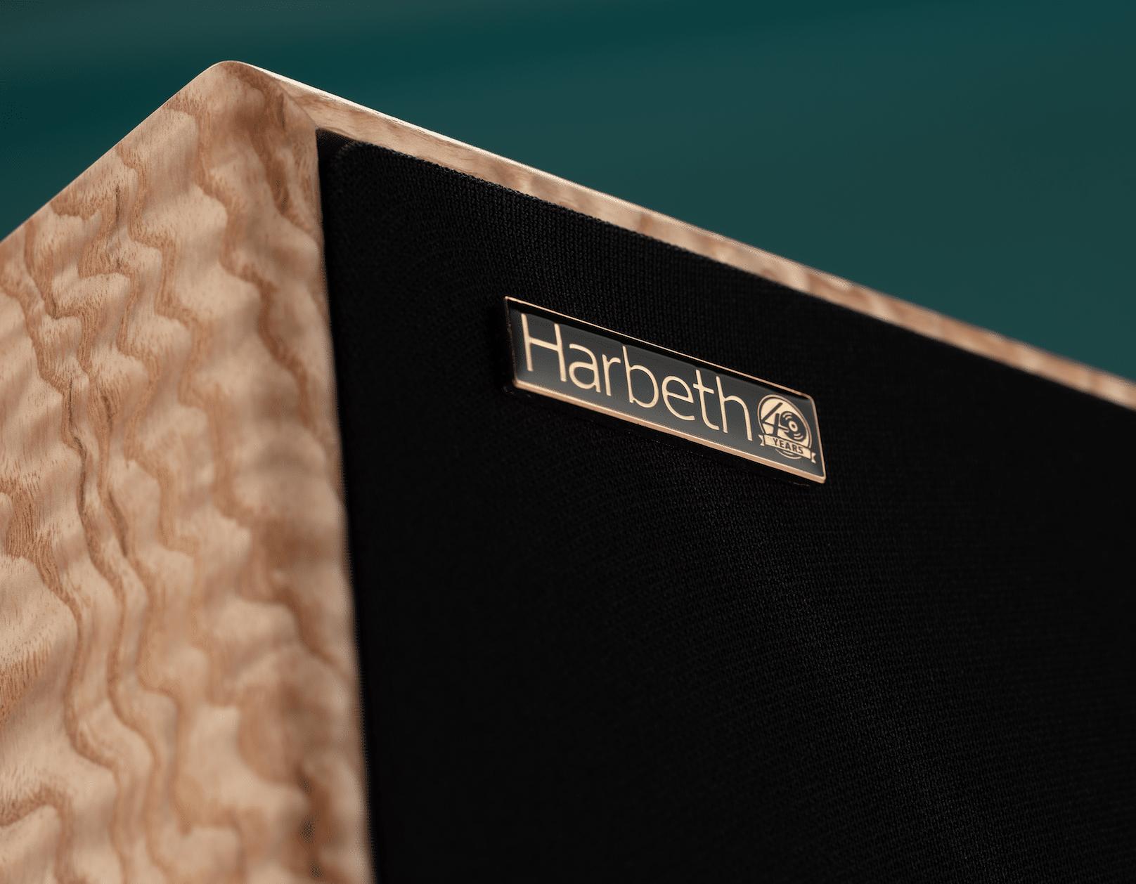 Compact 7ES-3: Harbeth 40th Anniversary