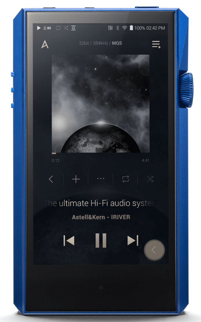 SP1000M A&ultima music player From Astell&Kern