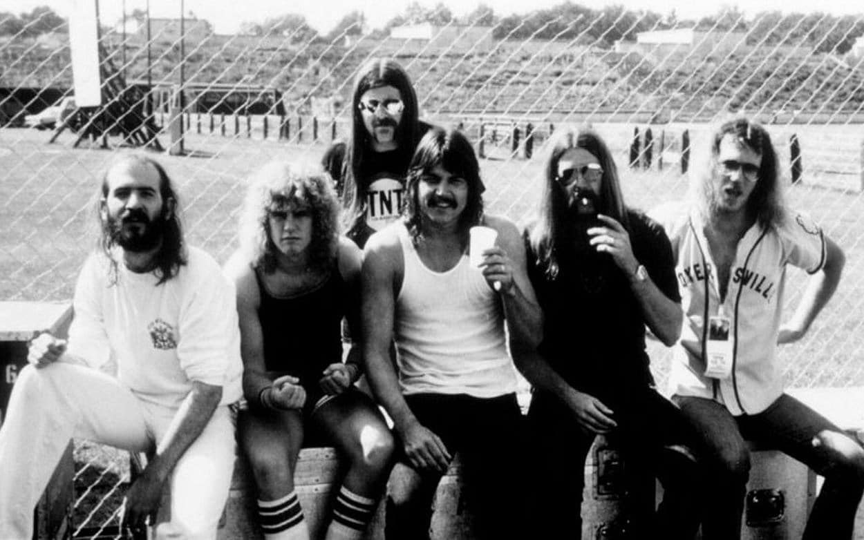 Fall Of The Peacemakers from Molly Hatchet