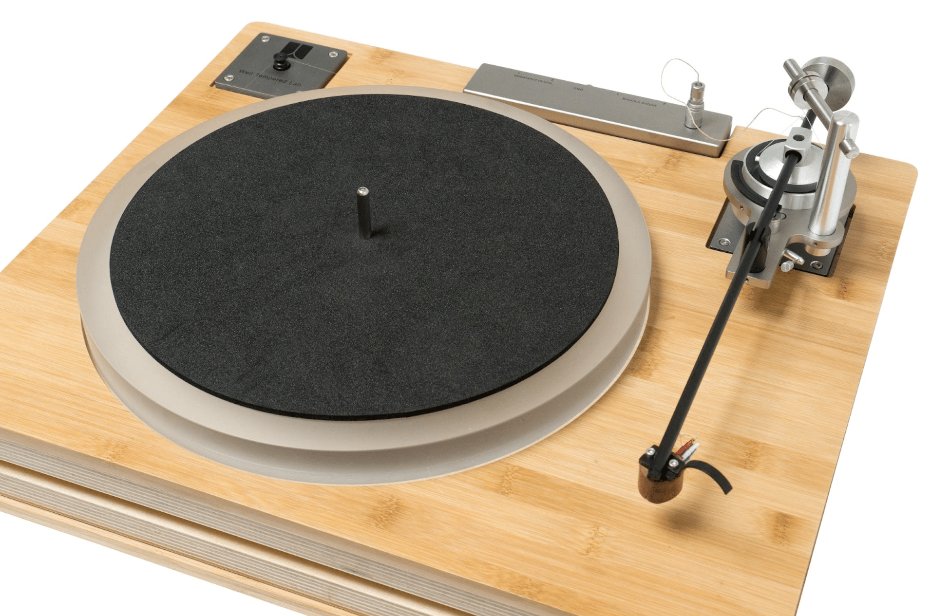 Amadeus 254 Turntable Form Well Tempered Labs