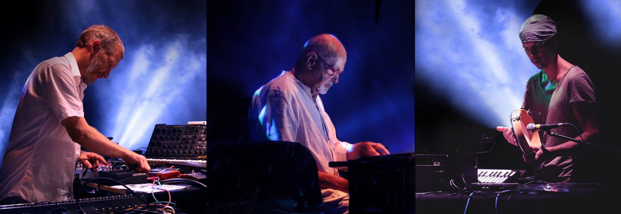 QLuster: Hans-Joachim Roedelius Goes Analogue Elemente