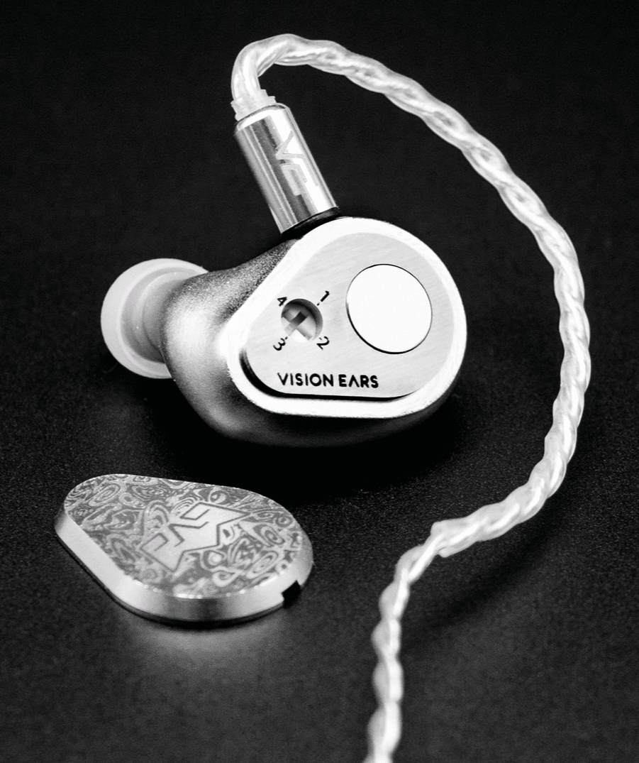 Vision Ears' Erlkönig From Audio Concierge
